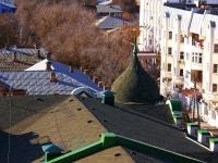 Astrakhan, Naberezhnaya pervogo maya st, house 73. office building