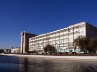 Астрахань, улица Набережная 1 мая, дом 75. офисное здание