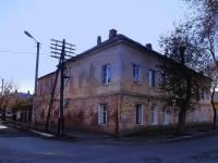 Astrakhan, Naberezhnaya pervogo maya st, house 82. Apartment house