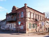 Astrakhan, Naberezhnaya pervogo maya st, house 84. Apartment house