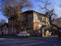 Astrakhan, Naberezhnaya pervogo maya st, house 88. Apartment house