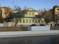 Astrakhan, institute Астраханский инженерно-строительный институт, Naberezhnaya pervogo maya st, house 117