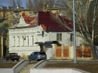 Astrakhan, Naberezhnaya pervogo maya st, house 123. Apartment house