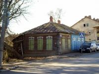 Astrakhan, Naberezhnaya pervogo maya st, house 138. Apartment house
