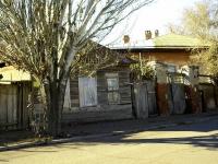 Astrakhan, Naberezhnaya pervogo maya st, house 144. vacant building