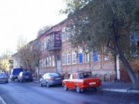 Astrakhan, Naberezhnaya pervogo maya st, house 152. Apartment house