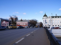 阿斯特拉罕, 桥 ВарвациевскийNaberezhnaya pervogo maya st, 桥 Варвациевский