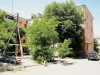 Astrakhan, Volzhskaya st, house 47. Apartment house