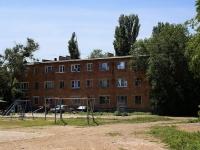 Астрахань, улица Волжская, дом 49А. многоквартирный дом
