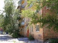Astrakhan, Volzhskaya st, house 49. Apartment house