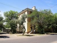 Astrakhan, Volzhskaya st, house 58. Apartment house