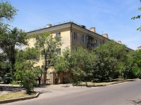 Astrakhan, Volzhskaya st, house 60. Apartment house