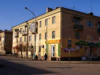 Astrakhan, Volzhskaya st, house 62. Apartment house