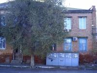 Astrakhan, Zoi Kosmodemianskoy st, house 126. Apartment house