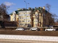 Astrakhan, Shaumyan st, house 14Б. Apartment house