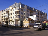 Astrakhan, Shaumyan st, house 49. Apartment house