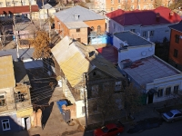 Astrakhan, Shaumyan st, house 55. Apartment house