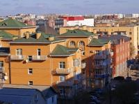 Астрахань, улица Шаумяна, дом 63А. многоквартирный дом
