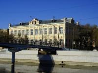 Astrakhan, lyceum №8, Mechnikov st, house 12