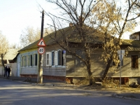 Astrakhan, Pskovskaya st, house 1. Private house