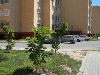 Astrakhan, Akhsharumov st, house 3 к.1. Apartment house