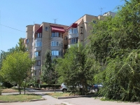Astrakhan, Akhsharumov st, house 3. Apartment house