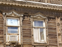 Astrakhan, Akhsharumov st, house 55. Private house