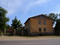Astrakhan, Akhsharumov st, house 64. Apartment house