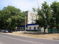 Astrakhan, Akhsharumov st, house 78. Apartment house with a store on the ground-floor