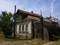 Astrakhan, Akhsharumov st, house 93. Private house