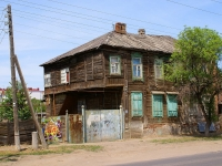 Astrakhan, Akhsharumov st, house 139. Private house