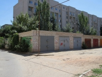 Astrakhan, Akhsharumov st, garage (parking)