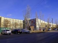 Астрахань, академия Астраханская государственная медицинская академия, улица Бакинская, дом 121
