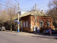 Astrakhan, Lychmanov st, house 23. Apartment house