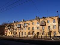 Astrakhan, Ostrovsky st, house 55. Apartment house