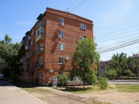 Astrakhan, Ostrovsky st, house 63. Apartment house