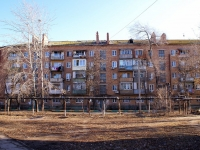 Astrakhan, Ostrovsky st, house 64. Apartment house