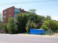 Astrakhan, Ostrovsky st, house 67. Apartment house
