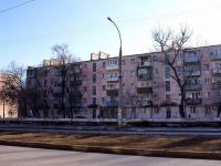 Астрахань, улица Николая Островского, дом 70. многоквартирный дом