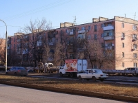 Astrakhan, Ostrovsky st, house 72. Apartment house