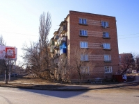 Astrakhan, Ostrovsky st, house 76. Apartment house