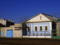 Astrakhan, Ostrovsky st, house 85. Private house