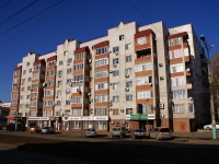 Astrakhan, Ostrovsky st, house 115 к.1. Apartment house