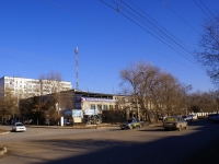 Astrakhan, Ostrovsky st, house 127. multi-purpose building