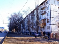 Astrakhan, Ostrovsky st, house 132. Apartment house