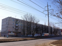Astrakhan, Ostrovsky st, house 134. Apartment house