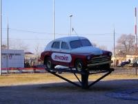 Astrakhan, fuel filling station ООО Лукойл-Нижневолжскнефтепродукт, №324, Ostrovsky st, house 135А