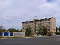 Astrakhan, Ostrovsky st, house 136 к.1. Apartment house