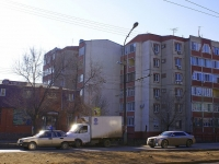 Astrakhan, Ostrovsky st, house 140. Apartment house
