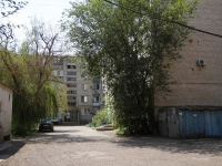 Astrakhan, Ostrovsky st, house 142А. Apartment house